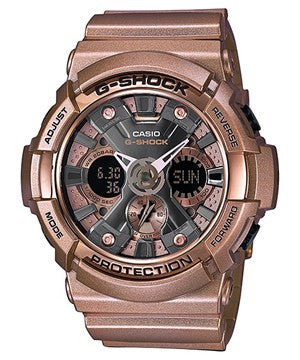 Casio G-Shock Analog-Digital GA-200GD-9BDR Watch (New with Tags)