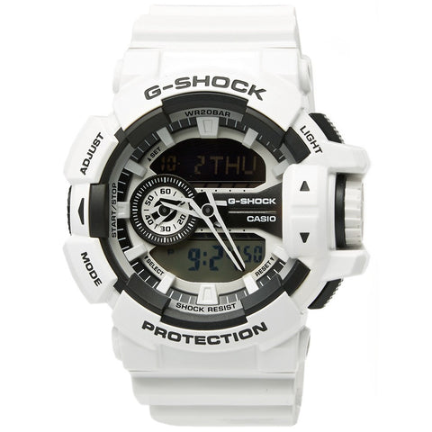Casio G-Shock Standard Analog-Digital GA-400-7ADR Watch (New with Tags)