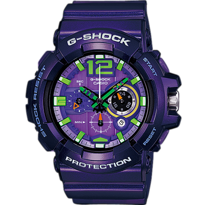 Casio G-Shock Analog GAC-110-6ADR Watch (New with Tags)