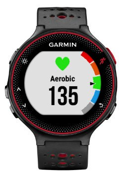 Garmin Forerunner 235 with HRM 010-03717-70 GPS Watch (Marsala)