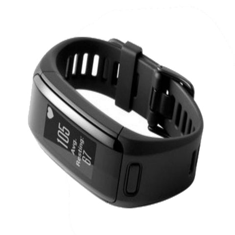 Garmin Vivosmart HR 010-01955-00 Activity Tracker (Black)