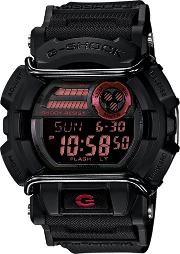 Casio G-Shock Digital GD-400-1 Watch (New with Tags)
