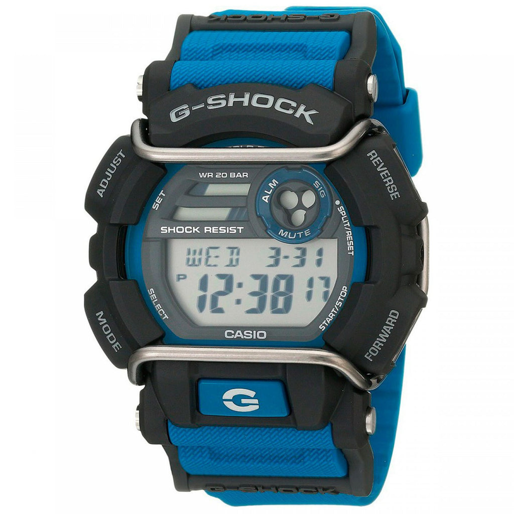 Casio G-Shock Digital GD-400-2DR Watch (New with Tags)
