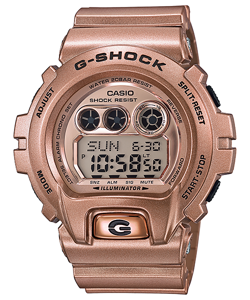 Casio G-Shock Digital GD-X6900GD-9DR Watch (New with Tags)