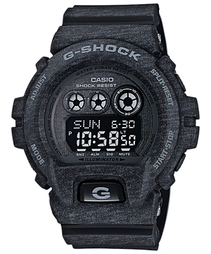 Casio G-Shock Digital GD-X6900HT-1DR Watch (New with Tags)
