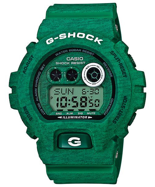 Casio G-Shock Digital GD-X6900HT-3DR Watch (New with Tags)