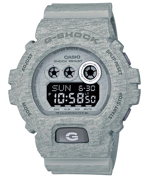 Casio G-Shock Digital GD-X6900HT-8DR Watch (New with Tags)