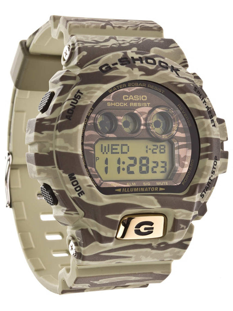 Casio G-shock Camouflage Digital GD-X6900TC-5DR Watch (New with Tags)