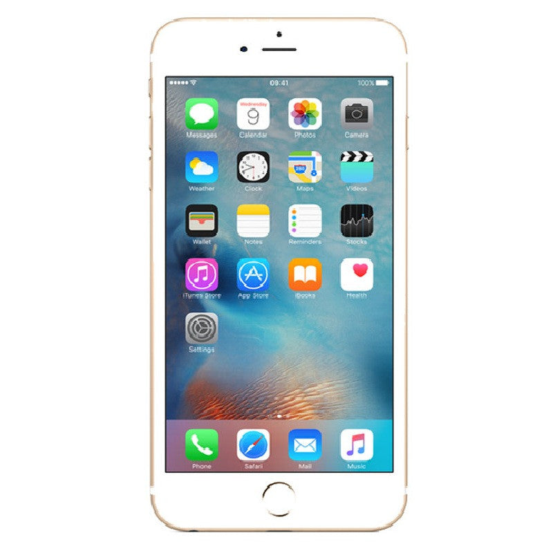 Apple iPhone 6 Plus 128GB 4G LTE Gold Unlocked (Refurbished - Grade A)