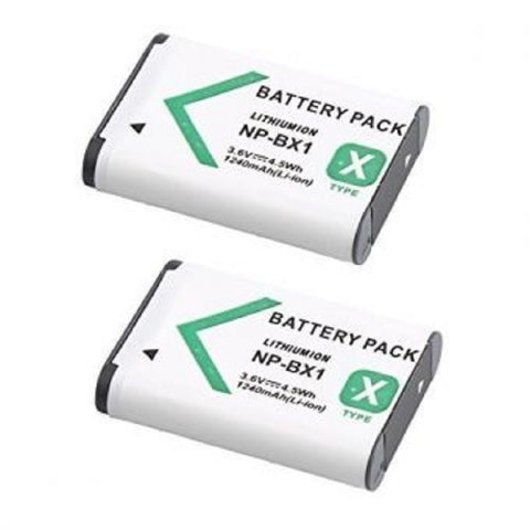 Generic NP-BX1 Battery for Sony