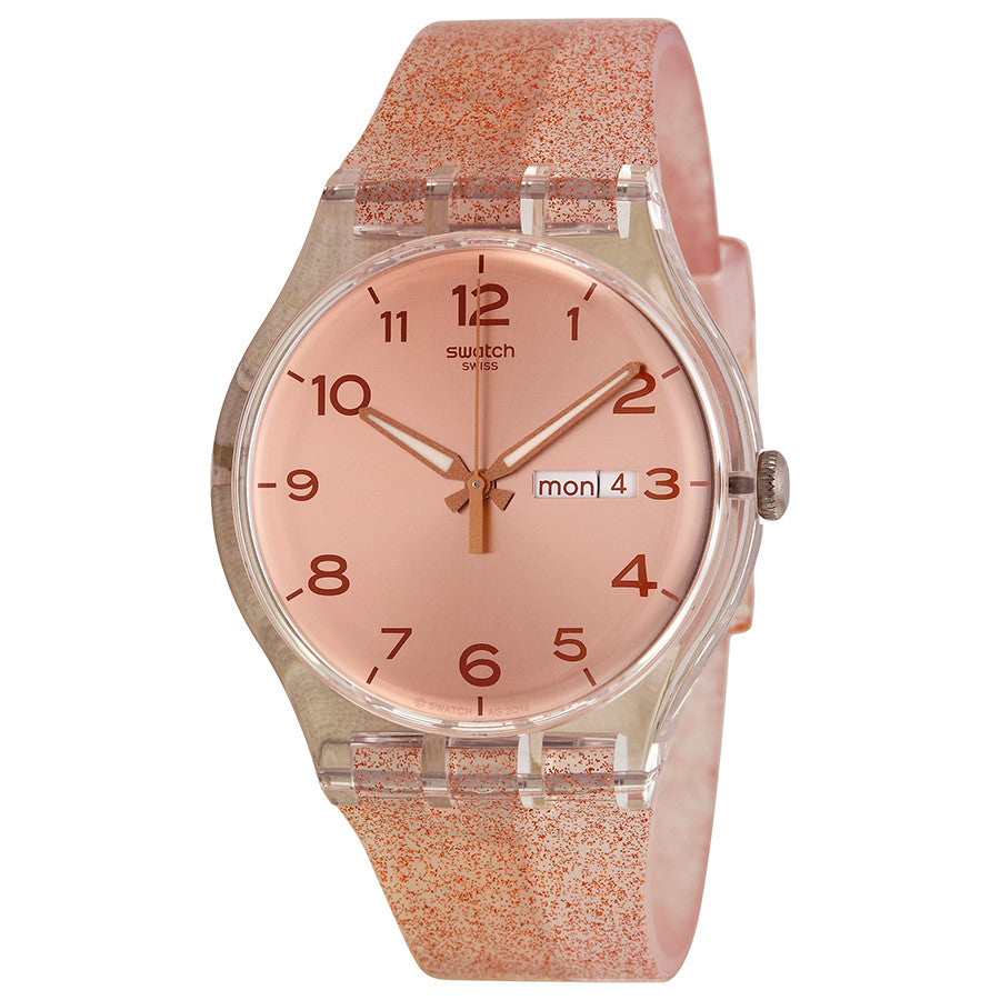 Swatch Glistar SUOK703 Watch (New with Tags)