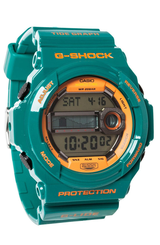 Casio G-shock Camouflage Digital GLX-150B-3DR Watch (New with Tags)