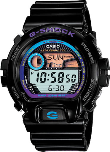 Casio G-Shock Standard Digital GLX-6900-1DR Watch (New with Tags)