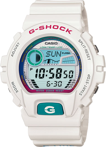 Casio G-Shock Standard Digital GLX-6900-7DR Watch (New with Tags)
