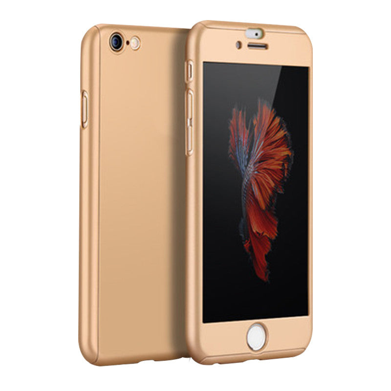 Phone Shell Matte Case 4.7 inch for iPhone 6/6S (Gold)