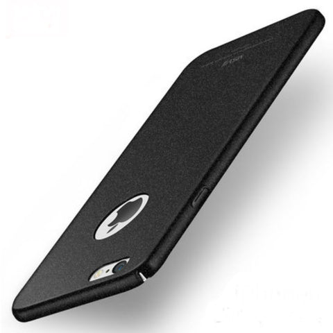 Hard Shell Matte Case 4.7 inch for iPhone 6/6s (Graphite Black Rock Sand)