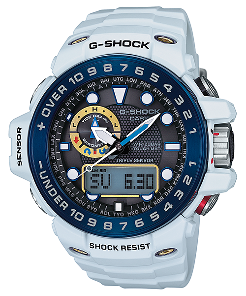 Casio G-Shock Gulfmaster Tough GWN-1000E-8A Watch (New with Tags)