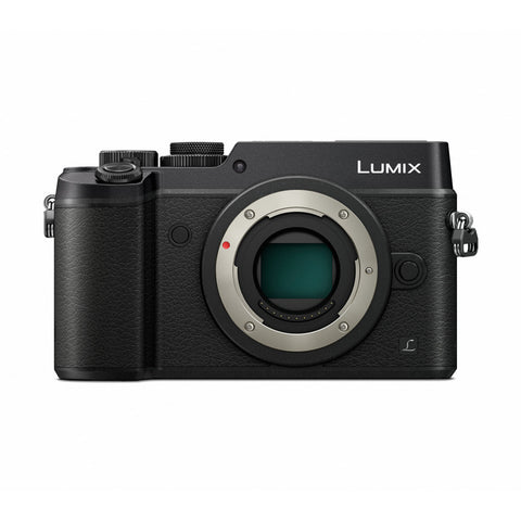 Panasonic Lumix DMC-GX8A with 12-35mm Black Mirrorless Digital Camera