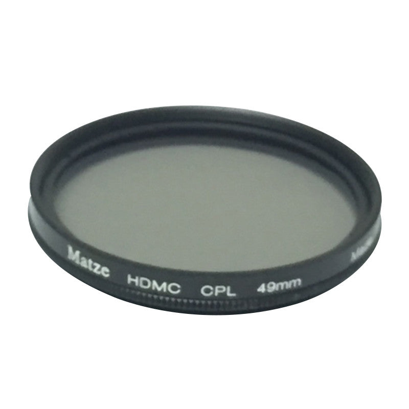 Matze 49mm HD MC-CIR Polarizer Filter