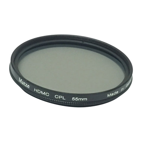 Matze 55mm HD MC-CIR Polarizer Filter