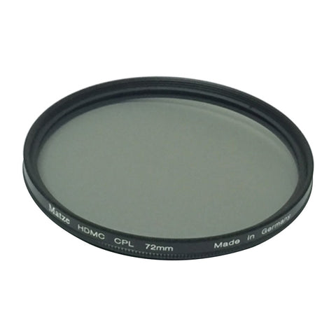 Matze 72mm HD MC-CIR Polarizer Filter