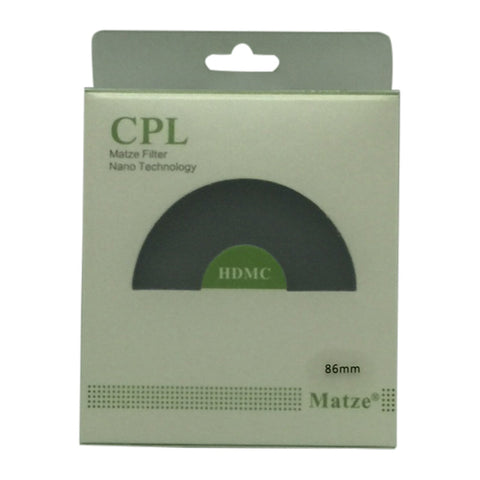 Matze 86mm HD MC-CIR Polarizer Filter