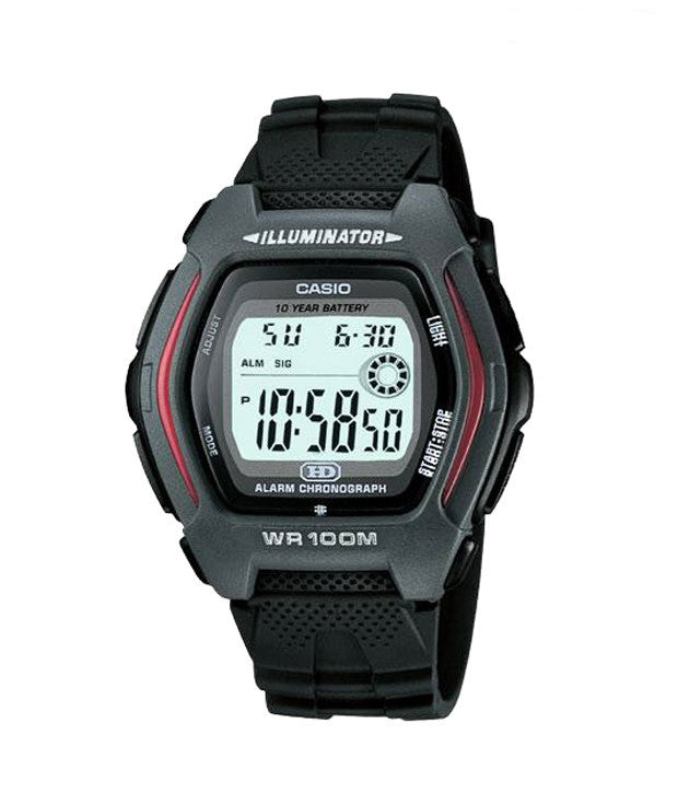 Casio Youth Digital HDD-600-1AVDF Watch (New with Tags)