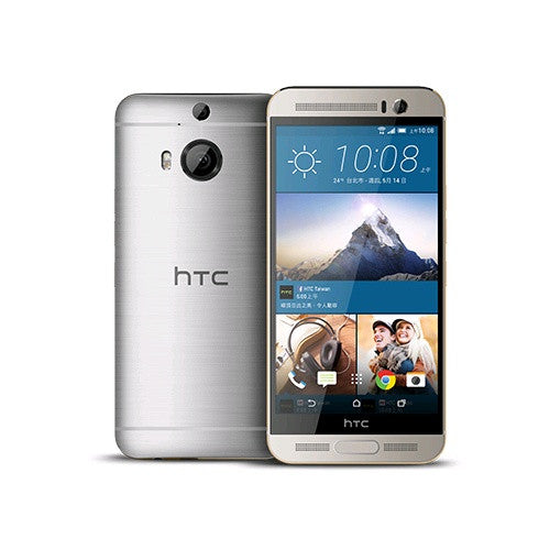 HTC One M9+ 32GB 4G LTE Silver Unlocked