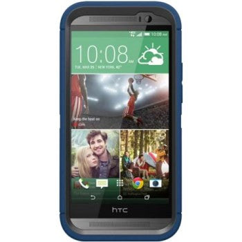 OtterBox Defender Series Case for HTC One M8 Blueprint