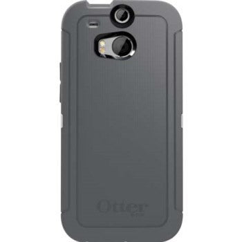 OtterBox Defender Series Case for HTC One M8 Glacier