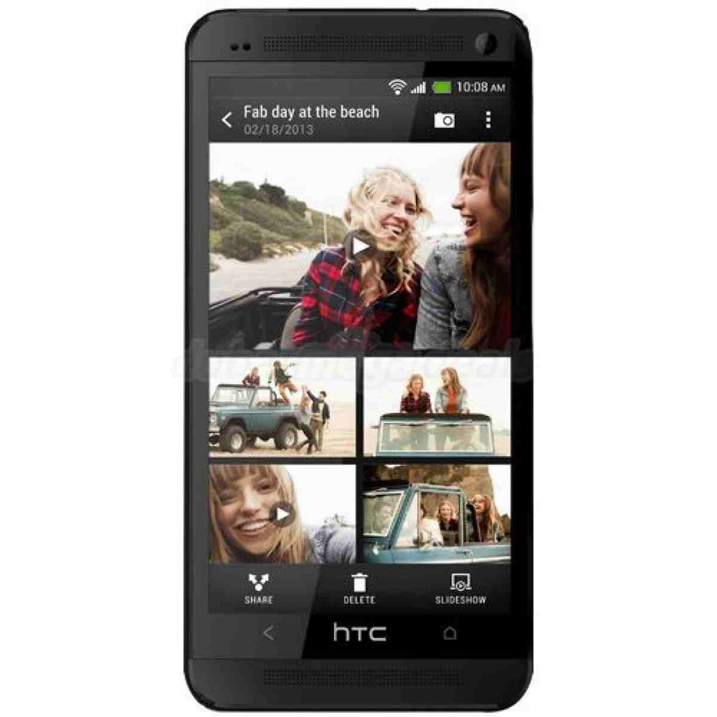 HTC One 3G 16GB Black (801e) Unlocked