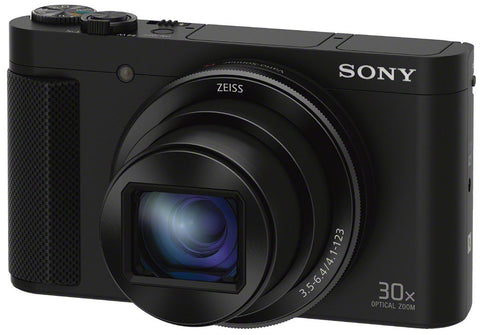 Sony Cyber-shot DSC-HX90V Black Digital Camera