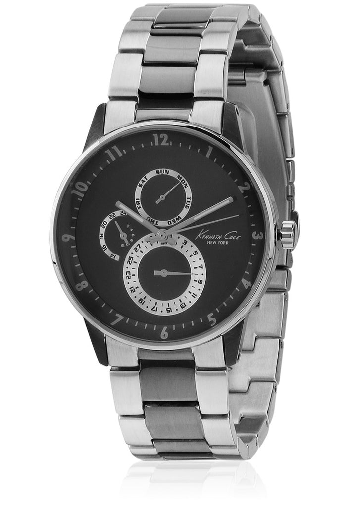 Kenneth Cole Dress Sport Quartz IKC3784 Watch (New with Tags)