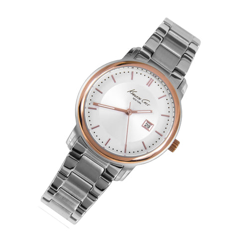 Kenneth Cole New York Quartz IKC7016 Watch (New with Tags)