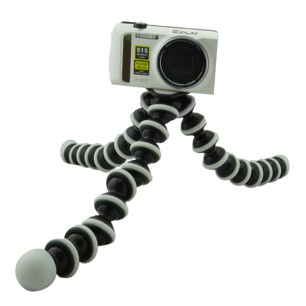 Flexipod Camera Tripod Black