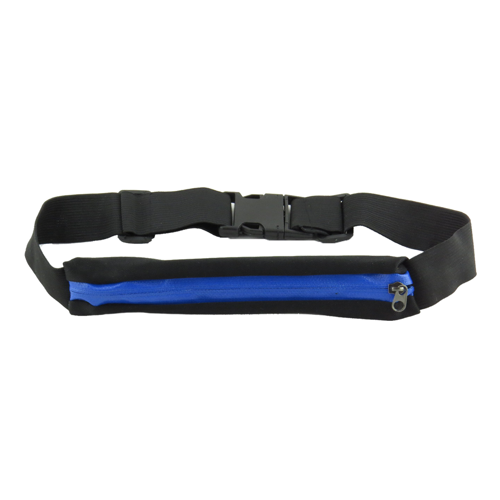 Running Pocket Belt Pouch Blue