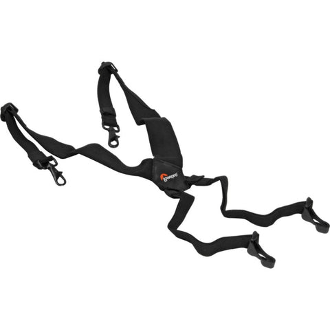 Lowepro Toploader Chest Harness (Black)