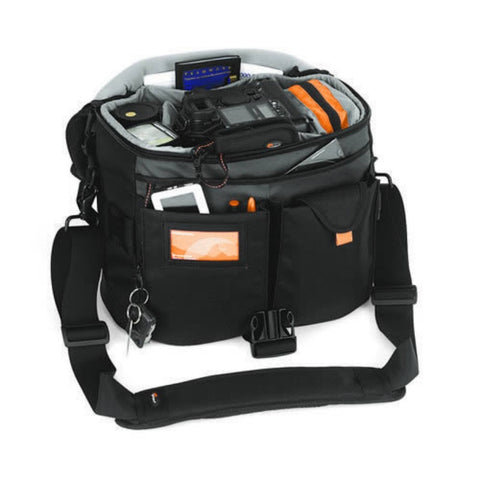 Lowepro Stealth Reporter D100 AW Camera Bag (Black)
