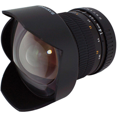 Samyang 14mm f2.8 IF ED UMC Aspherical Lens for Canon