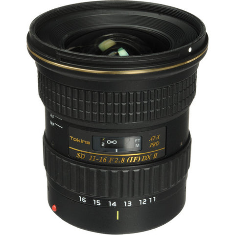 Tokina AT-X 116 PRO DX II 11-16mm f/2.8 (Canon) Lens