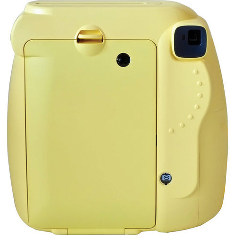 Fuji Film Instax Mini 8 Yellow Instant Camera