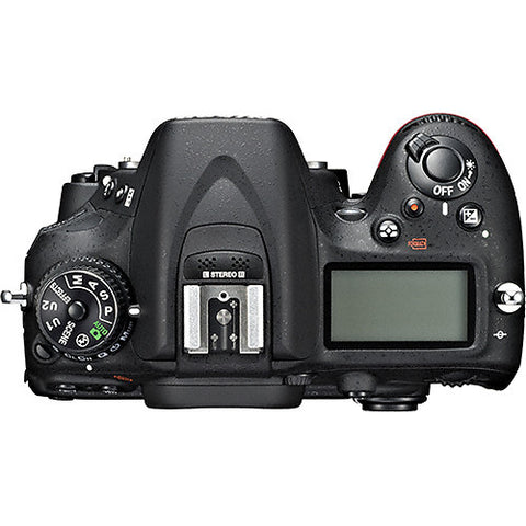 Nikon D7100 Body Black Digital SLR Camera