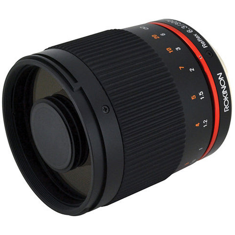 Samyang 300mm f/6.3 Mirror Lens Black (M4/3)