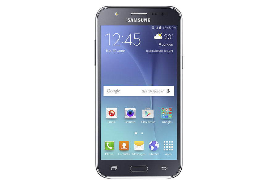 Samsung Galaxy J5 Duos 8GB 3G Black (SM-J500H/DS) Unlocked