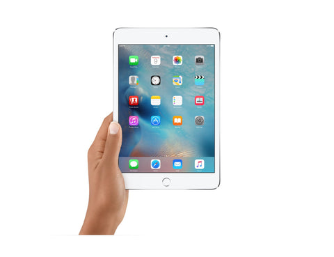 Apple IPad Mini 4 16GB Wi-Fi Silver