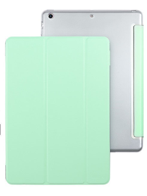 iPad Mini 1,2,3 Flip Cover with Hard Back Case (Fresh Mint)