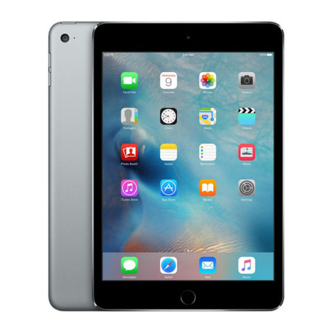 Apple iPad Mini 4 16GB 4G LTE Space Gray Unlocked