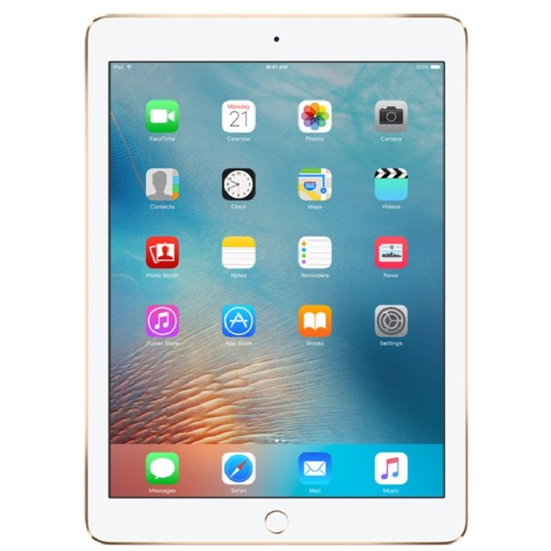 "Apple iPad Pro 12.9"" 256GB 4G LTE Gold"