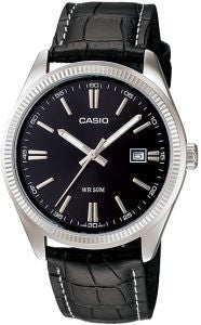 Casio Standard Analog MTP1302L-1A Watch (New With Tags)