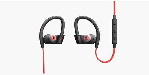Jabra Sport Pace In-Ear Headhones (Red)